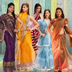 Buy Five Super Net Saree Combo Collection Online From Teleshop  Queensaree 5 Super Net Saree Combo - Buy Exquisite Five Supernet With Lace Sarees Combo Online From Teleshop,24*7 Home Shopping Channel In India.COD Available.  Order Now : 093-12-100-300