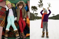 Stacy Claire Boyd: Winter crewcuts