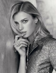 Sigrid Agren CHANEL Fine Jewellery S/S 2013 Ad