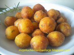Kuleczki ziemniaczane ziołowe