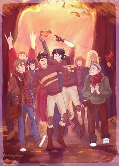 Illustrated scenes from Harry Potter: The Marauders' Generation james potter remus lupin petter petigrew sirius black wormtail padfoot prongs mooney harry potter fan art wizarding world wizard witch hogwarts magic fantasy jk rowling potterhead Fanart Harry Potter, Harry Potter World, Memes Do Harry Potter, Arte Do Harry Potter, Harry Potter Stories, Harry Potter Drawings, Harry Potter Books, Harry Potter Universal, Harry Potter Fandom