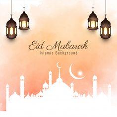 Discover thousands of free-copyright vectors on Freepik Eid Mubarak Images, Eid Mubarak Wishes, Eid Mubarak Greeting Cards, Eid Mubarak Greetings, Happy Eid Mubarak, Wedding Card Design, Wedding Invitation Design, Eid E Milad, Poster Background Design