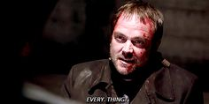 """Definitive Proof That The """"Supernatural"""" Fandom Has A GIF For Everything Buzzfeed"""