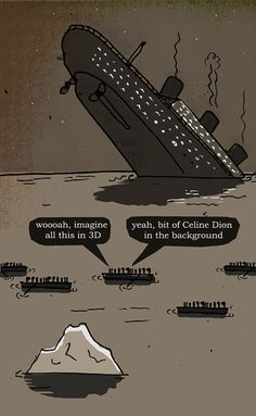 Titanic jokes...