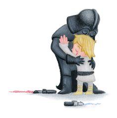 Luke Forgives His Father