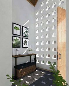 Top 50 Best Glass Block Ideas - Obscured Light DesignsYou can find Glass blocks and more on our website. Glass Blocks Wall, Glass Block Windows, Glass Walls, Glass Wall Design, Window Design, Home Room Design, Home Interior Design, Breeze Block Wall, Glass Brick