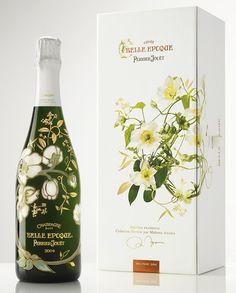 Belle Epoque Florale Edition, renovando una tradición en el rediseño de una botella