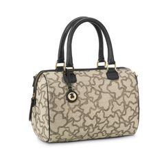 TOUS Kaos Linen collection handbag