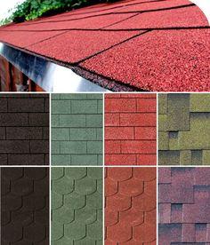 Bitumen-Dachschindeln KARIBU - «Die langanhaltende Dacheindeckung mit toller Optik schützt und sieht gut aus»