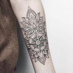 Tatuajes Mandalas Para Hombres Tattoos Pinterest Tattoos