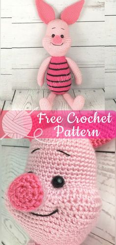 Mesmerizing Crochet an Amigurumi Rabbit Ideas. Lovely Crochet an Amigurumi Rabbit Ideas. Crochet Gratis, Crochet Dolls, Free Crochet, Knit Crochet, Irish Crochet, Crochet Afghans, Easy Crochet, Blanket Crochet, Crochet Stitches