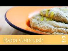 Receita de Babaganoush (babaganuj) - Pasta de Berinjela Árabe em vídeo | Gourmet a Dois