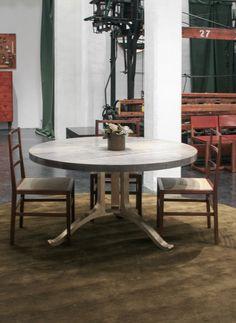 FURNITURE | TRIPOD WISHBONE TABLE | BDDW