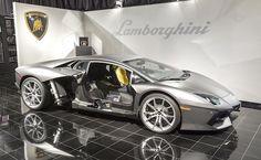 Lamborghini onderzoekt nieuwe mogelijkheden carbon fiber
