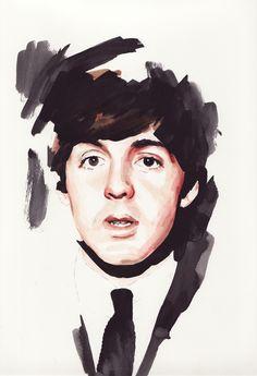 Love this piece of Paul McCartney! Sorry sorry...SIR Paul McCartney :) Ledge