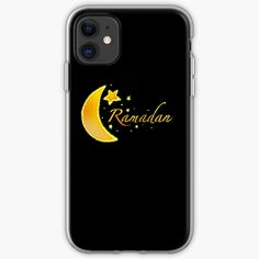 'Ramadan ' iPhone Case by Salhj Gaming Wallpapers, Semi Transparent, Ramadan, Iphone Case Covers, Cover Design, Iphone 11, Shells, Ink, Printed