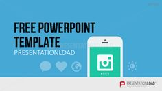 Free PowerPoint Template Mobile App