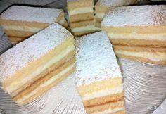 Mézes tészta Eryy konyhájából Cornbread, Vanilla Cake, Sweets, Snacks, Cookies, Ethnic Recipes, Food, Sheet Cakes, Millet Bread