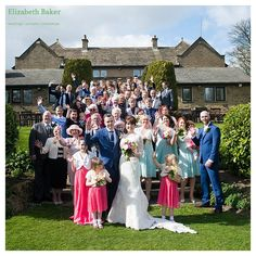 The Old Golf House Huddersfield Wedding Photography - Elizabeth Baker Photography