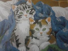 Cats drawing