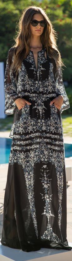 Chic Boho Floral Dresses Ideas Only For You