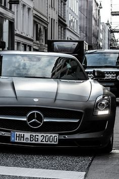 #Mercedes #SLS #AMG #SuperCar