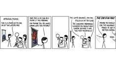Gizmodo: Why Camera Nerds Can Be the Worst Nerds (xkcd comic)