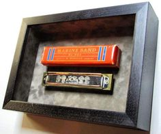 Father's Day is right around the corner, folks. Now is the time to start thinking about giving the gift of custom framing! Old pipes, flasks, and pocket knives are just some of the many items we've framed over the years for this special day! #art #pictureframing #customframing #denver #colorado #shadowbox #fathersday
