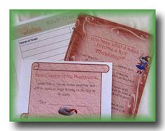 Musketeer Party Invitations