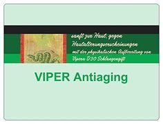 Viper Schlangengift Nachtcreme Antiagingkosmetik für trockene Haut auch für Männer sehr gut geeignet Einhorncreme http://www.amazon.de/dp/373474685X/ref=cm_sw_r_pi_dp_T5NXub0P9H57E
