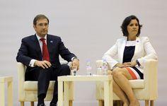 PSD manda delegação VIP à despedida de Portas