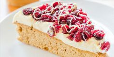 Cranberrytaart: zo maak je het!