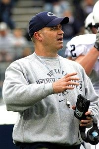 #BillOBrien has finished his first spring practice. Change is in full throttle at #PennState.