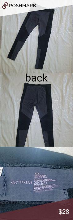 NWOT- VS knockout, color block tight Nwt, color block,  low - rise knockout tight. Victoria's Secret Pants