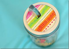 Mason Jar Pour Spout - Mason Jar Crafts Love