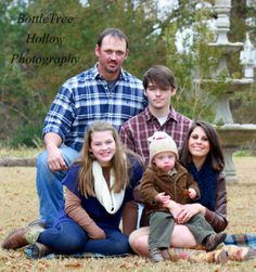 Family  Portraits by BottleTree Hollow Photography . Call  Amy Adcock at 601-507-4756  for prices and appointment in the MS location.