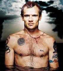 Flea: Michael Peter Balzary (born October better known by his stage name Flea, is an Australian-born musician. He is best known as the bassist, co-founding member, and one of the composers of the rock band Red Hot Chili Peppers. Beautiful Men, Beautiful People, Anthony Kiedis, Hottest Chili Pepper, Fleas, Rolling Stones, Cool Bands, Rock And Roll, Hot Guys