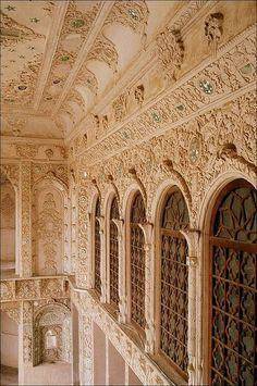 KASHAN, Iran - Khan-e Tabatabei