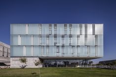 Gallery of National Institute for Biotechnology / Chyutin Architects - 2