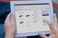 Site e-commerce Vente en ligne Vente à distance par l'agence digitale Héphaïs, création de site internet And Co . Pour un site e-commerce avec le meilleur ROI . Plus d'infos www.hephais.com