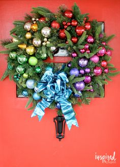6 Inexpensive Christmas Decorating Ideas