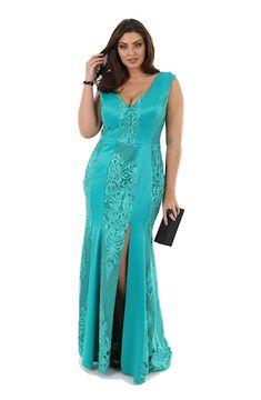 e2ed2ea9b vestidos de festa plus size - Pesquisa Google Vestido Festa Plus Size,  Vestido De Festa