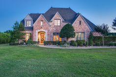 5008 Edgewater Court Parker 75094, Brandon Hawkins, Briggs Freeman Sotheby's luxury homes for sale in Parker TX-exterior