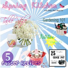 """""""spring kitchen"""" by busyvegetarianmom on Polyvore"""