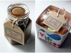 J12 : cadeaux gourmands à faire soi-même * DIY : de jolies étiquettes maison • Hellocoton.fr