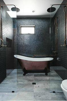 How to Create a Steampunk Bathroom