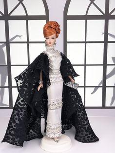 Haute Couture – Dutch Fashion Doll World Barbie Gowns, Barbie Dress, Reborn Toddler Girl, Vintage Barbie Clothes, Doll Clothes, Glamour Dolls, Poppy Parker, Barbie Collection, Barbie Friends
