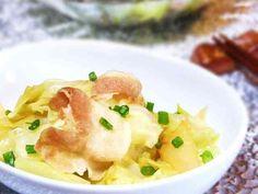 ストウブ鍋で豚とキャベツの塩バター蒸しの画像