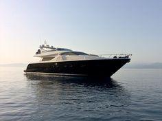M/Y Uniesse 72 #Cruise to #Sicily