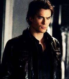If there is ONE reason to watch The Vampire Diaries, it's Damon Salvatore aka Ian Somerhalder. My favorite vampire. Swoon.